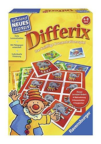 Differix: Das knifflige Konzentrationsspiel