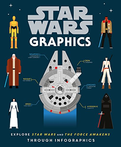 Star Wars bumper graphics book.