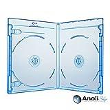 10 Elite VIVA Blu Ray Hüllen 11 mm Doppel Hülle Face to Face Neuware