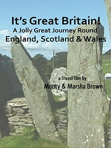 Its Great Britain - A Jolly Great Journey Round England, Scotland and Wales [OV]