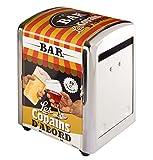 Best Distributeurs de serviettes en papier - Natives 411180 Distributeur à Serviettes, Métal, Multicolore, 9,9 Review