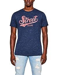 edc by ESPRIT Herren T-Shirt 077cc2k038