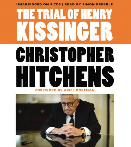 The Trial of Henry Kissinger Audio Book
