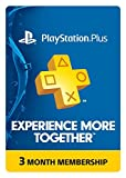 #4: Sony Playstation Plus Card - PS4/PS3/PS Vita - 3 Month