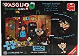 Wasgij Junior Mystery Scrooge's Surprise Jigsaw Puzzle (100 Pieces)