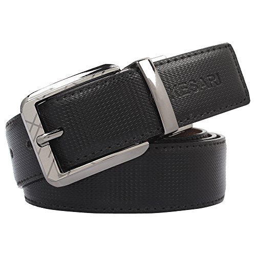 f938c11716d4c KAEZRI Reversible Pu Leather Black|Brown Casual|Formal Belt For Men ...