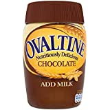 Ovaltine Chocolate Añadir la leche 300g Jar