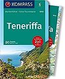 KOMPASS Wanderführer Teneriffa: Wanderführer mit Extra-Tourenkarte 1:62.500, 80 Touren, GPX-Daten zum Download. - Manfred Föger