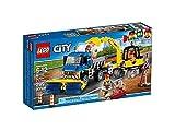 LEGO CITY SPAZZATRICE ED ESCAVATORE giocattolo GIOCO IDEA REGALO natale #AG17