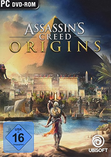 Assassin's Creed Origins - [PC] (Pc-dvd)