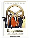 Kingsman: The Golden Circle - Limited Edition 4K Ultra HD Steelbook Blu-ray