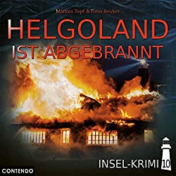 Insel-Krimi 10-Helgoland Ist Abgebrannt