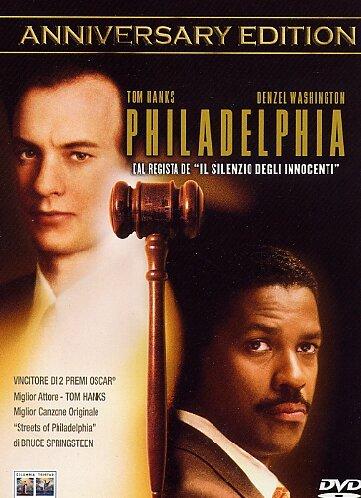 Philadelphia(anniversary edition) [2 DVDs] [IT Import]
