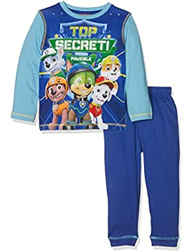 Paw Patrol, Pijama de Una Pieza para Niños