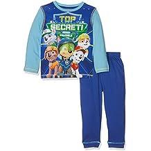 Nickelodeon Paw Patrol Top Secret, Set Pigiama Bambino