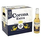 Product Image of Corona Extra Lager Bottle, 12x330ml