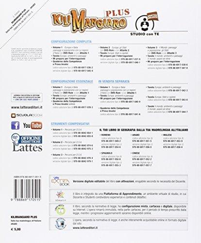 Kilimangiaro plus. Il tuo libro di geografia dalla tua madrelingua allll'italiano. Arabo. Per la Scuola media