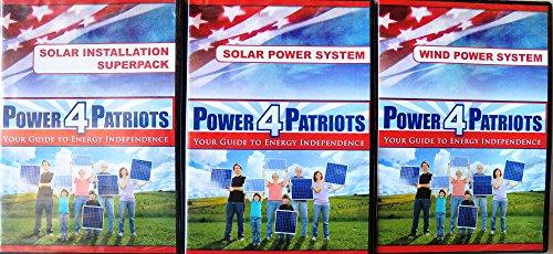 Solar Power Installation (Power 4 Patriots: Wind & Solar Power System Solar Installation)