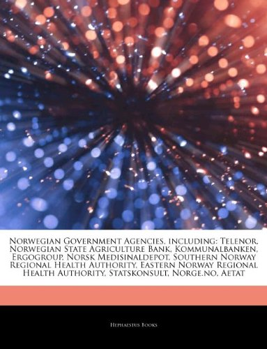 articles-on-norwegian-government-agencies-including-telenor-norwegian-state-agriculture-bank-kommuna