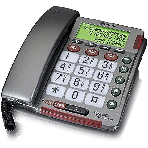 Audioline PowerTel 50 alarm
