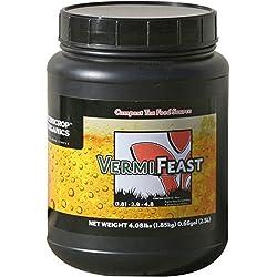 Vermicrop vcfeast85oz vermifeast Jar, 85Oz