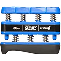 Gripmaster Light Tension Hand & Finger Exerciser - Blue 5lb