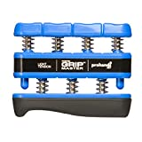 ProHands Fingertrainer Gripmaster light, Blue, 230x140