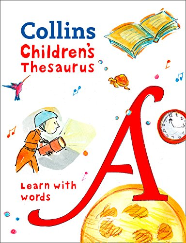 Collins Children's Thesaurus: Learn with words (English Edition)
