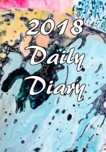 2018 Daily Diary: One page a day, 368 fully lined pages - Daily Journal por Firefly Journals