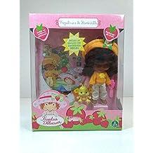 FRAGOLINA DOLCE CUORE GIOCHI PREZIOSI Arancina e la farfalla marmellata con DVD incluso - bambola con animaletto incluso