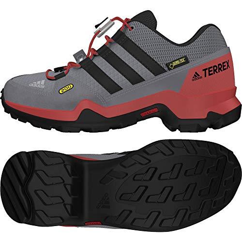 Adidas Terrex GTX K, Zapatillas de Senderismo Unisex Adulto, Gris (Gritre/Carbon 000),...