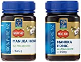 Manuka Health Honig Set, 100 + 500 g und 550 + 500 g