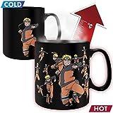 Naruto Shippuden Heat Change 460ml Mug (abymug234)