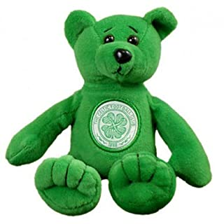 Teddy bear Celtic 10cm by Absolute Footy