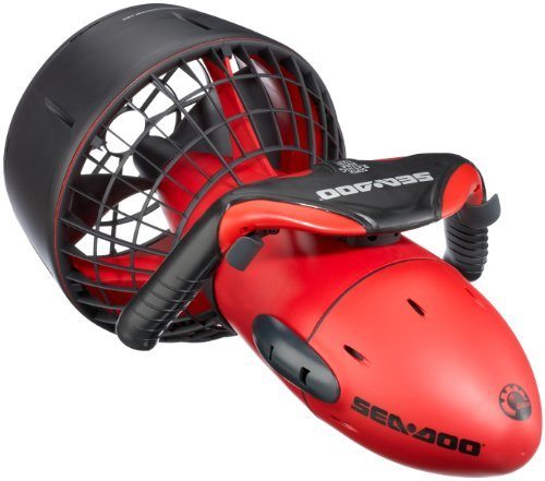 SeaDoo Tauchscooter GTI Special Edition, dark red, SD5540