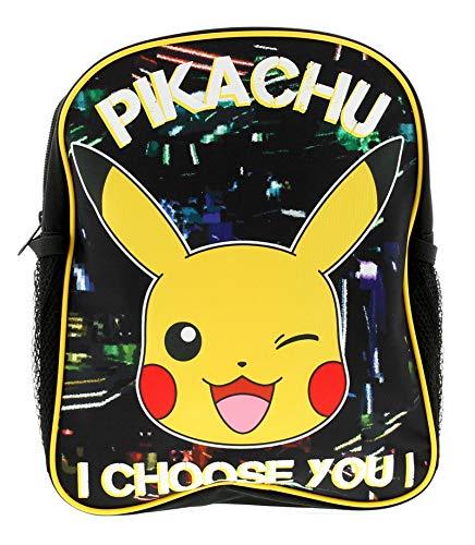 Pokemon Pikachu im Dunkeln leuchten Rucksack