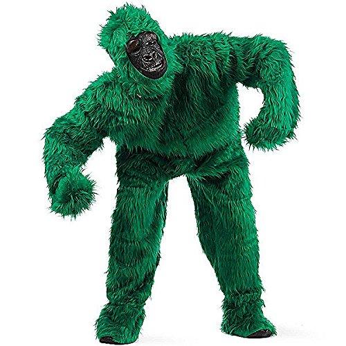 Gorilla Fun Kostüm perfekt für Karneval und Mottoparty -