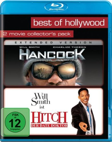 Hitch - Der Date Doktor/Hancock - Best of Hollywood/2 Movie Collector's Pack [Blu-ray]