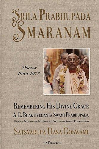 Srila Prabhupada Smaranam eBook: Satsvarupa Dasa Goswami