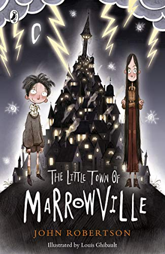 The Little Town of Marrowville (English Edition)