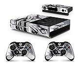 giZmoZ n gadgetZ GNG Xbox ONE Konsolen-Gehäuseaufkleber, Motiv: StarWars Battlefront Stormtrooper, inklusive 2er-Set mit Aufklebern für Controller