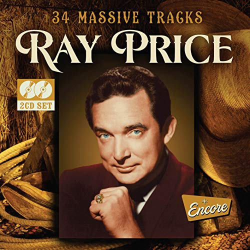 Ray Price - 34 Massive Tracks