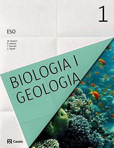 Biologia i Geologia 1 ESO (2015) - 9788421854662