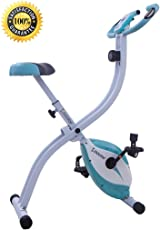 Cockatoo CXB-05 Smart Series Foldable X-Bike with 8 Level Manual Tension, Exercise Bike
