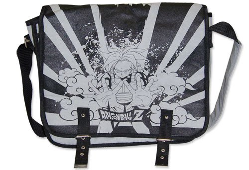 Kostüm Z Dragon Ball Trunks (Dragon Ball Z - Trunks Umhängetasche Big Size US Import Original &)