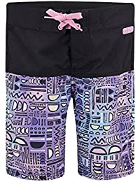 Animal Boardshorts Kids Sunset Sands Boardshorts Girls