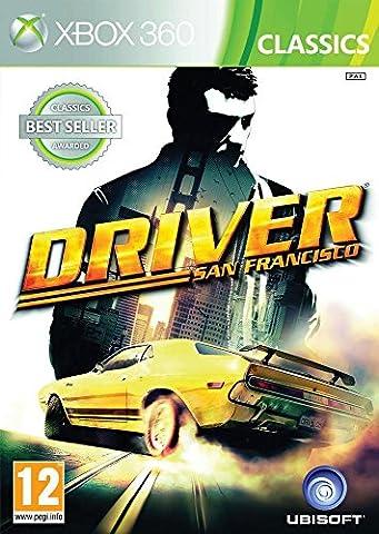 Driver San Francisco Xbox 360 - Driver : San Francisco -