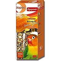 Dapac 112g - Barritas de Miel para Agapornis