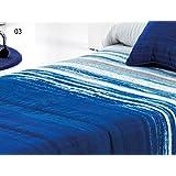 Edredón Conforter Ars cama de 150 color Azul