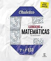 Ejercicios matemáticas 3º y 4º ESO par Juan José Armendáriz